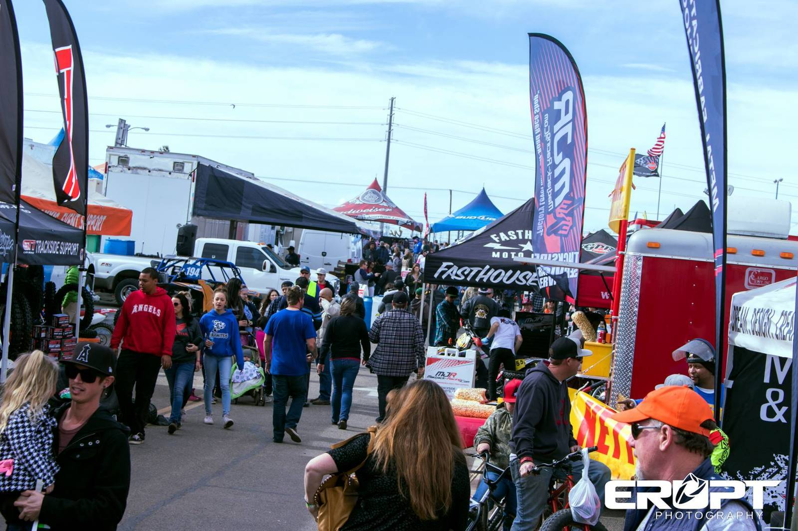 Adelanto Grand Prix Crowd