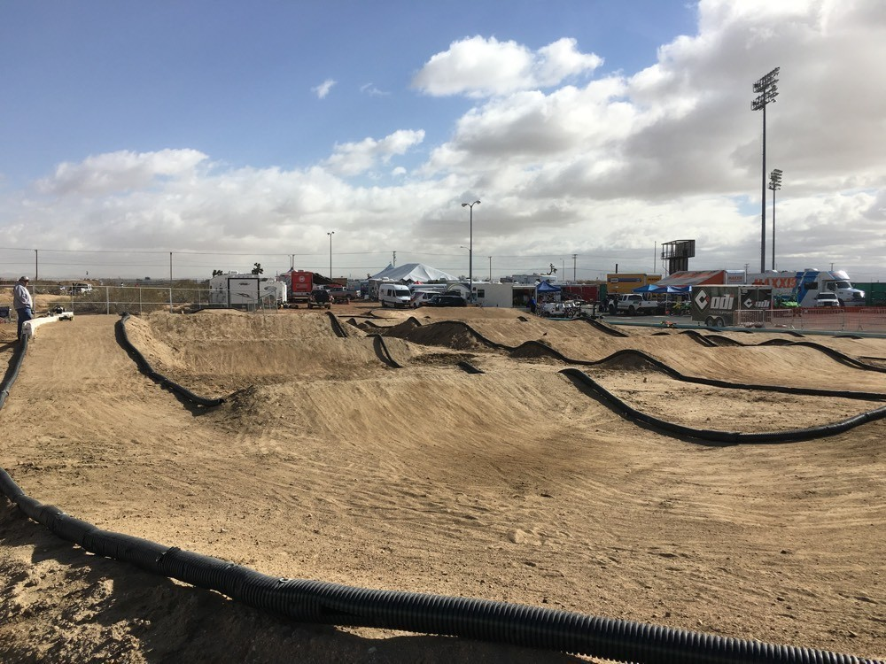 Stadium Nitro Shootout Track
