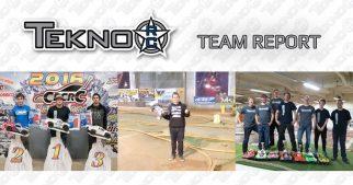 Team Report W2 2016