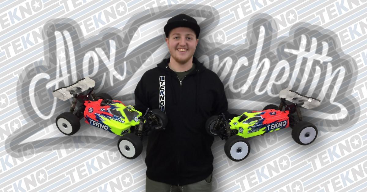 Alex Zanchettin Joins Tekno RC!