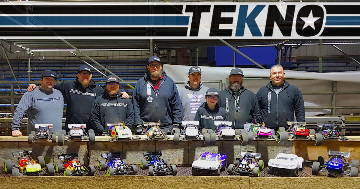 Tekno RC Sweeps Cabin Fever 2017