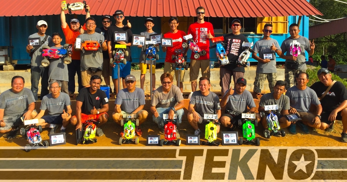 Tekno RC at MNL Round 2