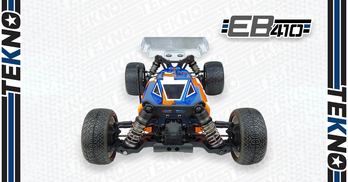 Tekno RC EB410 Behind the Design – Part One