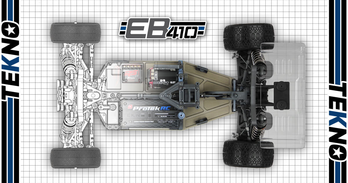 Tekno RC EB410 Behind the Design – Part Three